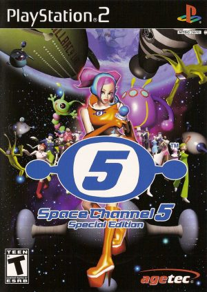 space-channel-5-game