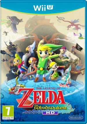 6 personajes de anime parecidos a Toon Link (The Legend of Zelda: The Wind Waker)