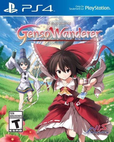 Touhou-Genso-Wanderer-401x500 Touhou Genso Wanderer Releases New Trailer!