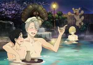 [Fujoshi Friday] Top 10 Manservice Scenes in Anime