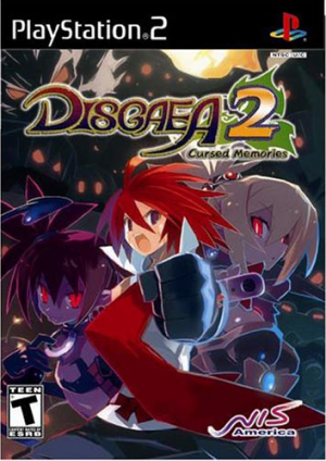 Disgaea 2 Cursed Memories game