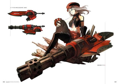 god-eater-wallpaper-700x491 Las 10 armas de fuego más originales del anime