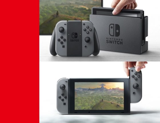 Nintendo-Switch-Console-560x431 Nintendo Switch Releases Long Promo Video Showcasing Pros of the Switch!