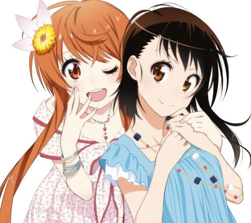 Nisekoi-wallpaper Top 10 Valentine's Day Episodes in Anime