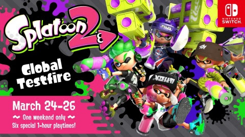 Splatoon-2 Nintendo Switch Owners to Get Free Splatoon 2 Preview
