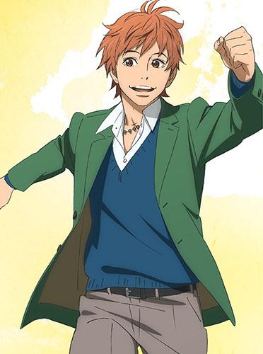 Suwa Hiroto orange dvd