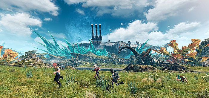 Xenoblade-Chronicles-X-game-Wallpaper-700x328 Top 10 Wii U Games [Best Recommendations]