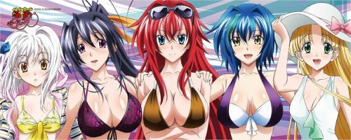 Trinity-Seven-Wallpaper-700x492 [Thirsty Thursday] Top 10 Swimsuit Scenes for Men [Best Recommendations]