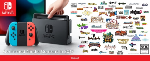 nintendo-switch-nindie- Nintendo Switch Nindies Showcase Video Revealed