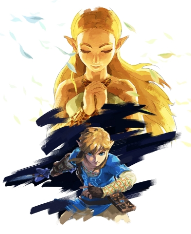 the-legend-of-zelda-breath-of-the-wild Nintendo Announces DLC for The Legend of Zelda: Breath of the Wild