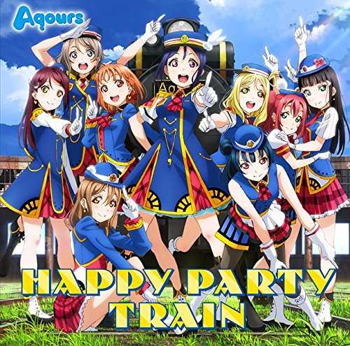 HAPPY-PARTY-TRAIN Weekly Anime Music Chart  [04/03/2017]