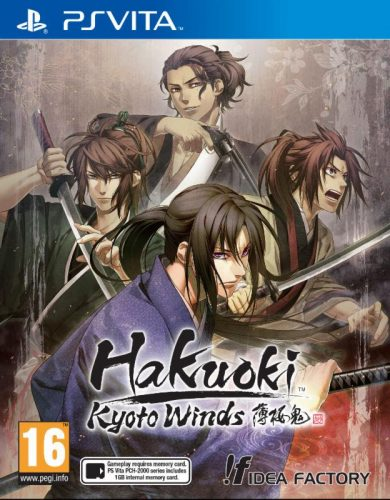 Hakuouki-Kyoto-Winds-390x500 Hakuoki: Kyoto Winds Coming May 2017, New Screenshots Released