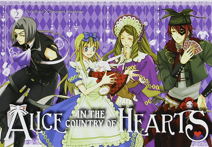 Heart-no-Kuni-no-Alice-My-Fanatic-Rabbit-manga-2-700x486 [Fujoshi Friday] Top 10 Reverse Harem Manga [Best Recommendations]