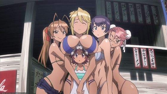 High-School-of-the-Dead-Wallpaper-2-700x394 [Thirsty Thursday] Top 5 Highschool of the Dead Ecchi Scenes