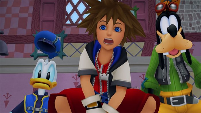 Kingdom-Hearts-700x394 Top 10 Cute Male Characters in Gaming