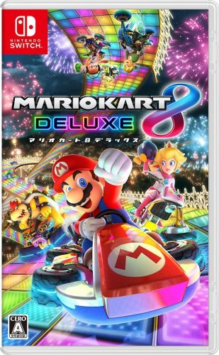 Mario-Kart-8-Deluxe-Switch-309x500 Nintendo Reveals Details About Mario Kart 8 Deluxe for Nintendo Switch