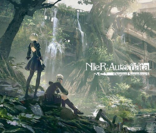 NieR-Automata-OST Weekly Game Ranking Chart [05/11/2017]