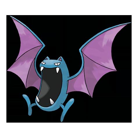 Pokemon-Golbat Top 10 Legendary Pokemon in Sun and Moon