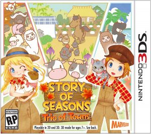 Story-of-Seasons-Trio-of-Towns-game-300x267 Story of Seasons: Trio of Towns - Nintendo 3DS Review