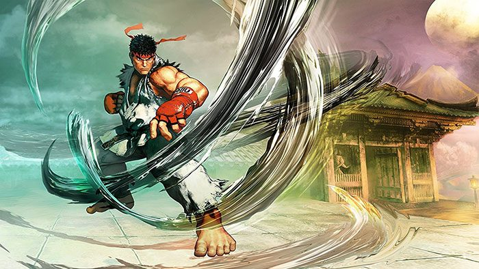 Street-Fighter-V-game-Wallpaper-1-700x394 Top 10 Anime Game Protagonists