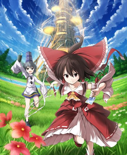 TGW_CoverArt-410x500 Touhou Genso Wanderer & Touhou Double Focus Are Out Now!