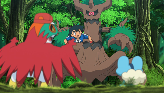 Trevenant-pokemon-wallpaper-1 Top 10 Characters Who Wield the Power of Wood [Updated]