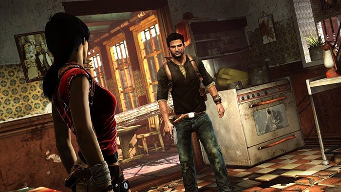 Uncharted-2-Among-Thieves game-wallpaper-700x394 Top 10 Games by Sony Interactive Entertainment [Best Recommendations]