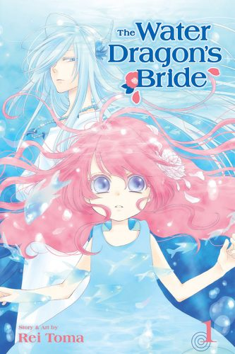 WaterDragonsBride-GN01-333x500 VIZ Media Launches New Shojo Manga Series THE WATER DRAGON'S BRIDE!