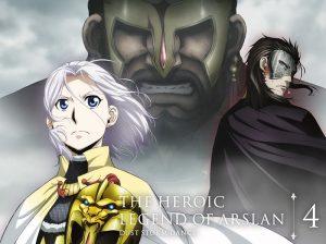 Los 10 mejores animes de Drama Histórico