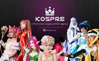 kospre Cosplay Talent Agency - KOSPRE - Launches In Los Angeles!