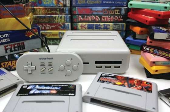 retro-freak-560x372 New 12 in 1 Retro Gaming Console Launched in Europe