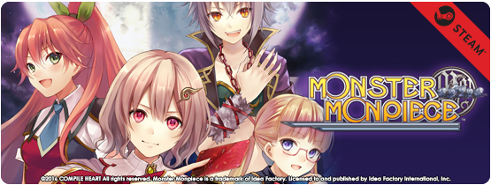 unnamed1 Monster Monpiece Out Now on Steam!