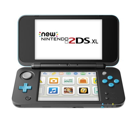 2ds Nintendo to Launch New Nintendo 2DS XL Portable System on July 28!