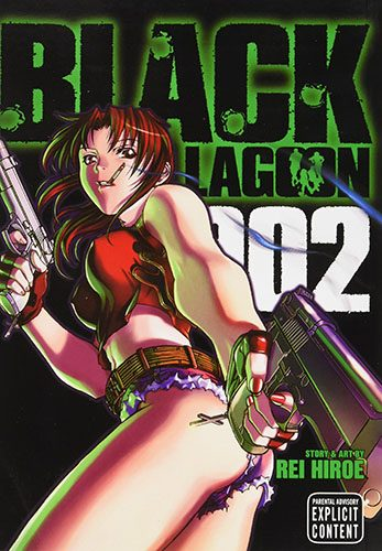 Black-Lagoon-Wallpaper Top 10 Manga Characters Who Deserve Coal for Christmas