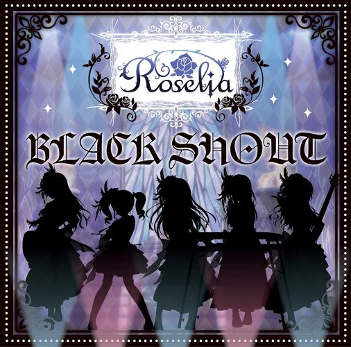 Black-Shout-by-Roselia-506x500 Weekly Anime Music Chart  [04/17/2017]