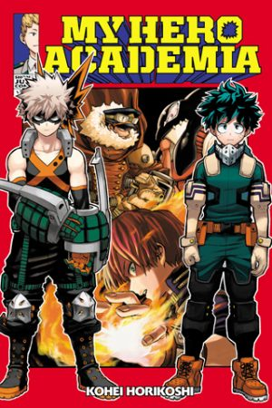 Boku-no-Hero-Academia-Wallpaper Boku no Hero Academia (My Hero Academia) Chapter 235 Manga Review