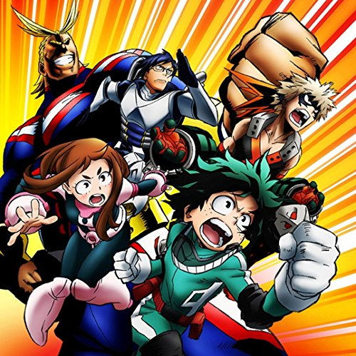 Boku-no-Hero-Academia-wallpaper-2 My Hero Academia THE MOVIE -Heroes: Rising- Releases New Trailer and Announces Staff!