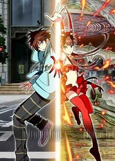 6 Animes parecidos a C: The Money of Soul and Possibility Control