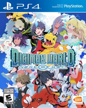 Digimon World: Next Order - PlayStation 4 Review