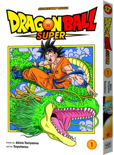 DragonBallSuper_GN01_3D-368x500 VIZ Media Launches New Dragon Ball Super Manga Series