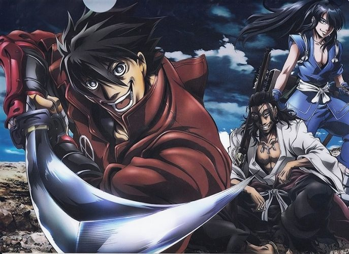 Drifters-wallpaper-687x500 What Goes Into a Samurai Anime? [Definition; Meaning]