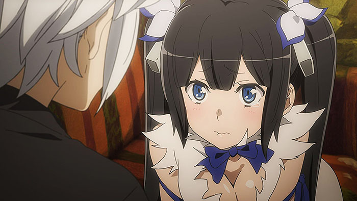 Dungeon-ni-Deai-wo-Motomeru-no-wa-Machigatteiru-Darou-ka-Wallpaper-1 Top 10 One-Sided Love in Anime [Updated]