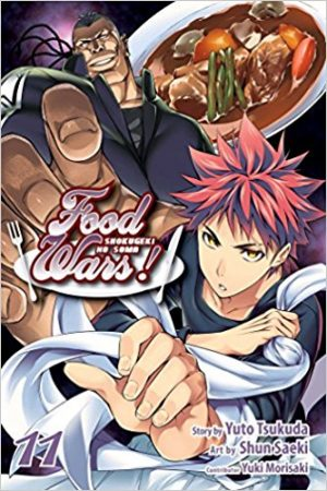6 Mangas parecidos a Shokugeki no Souma (Food Wars)