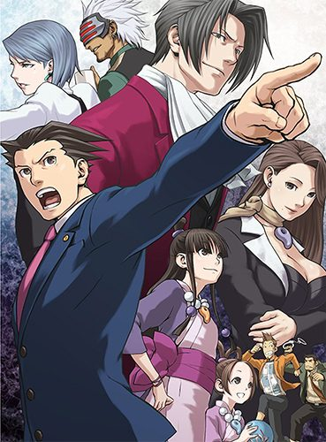 Gyakuten-Saiban-Phoenix-Wright-game-Wallpaper-369x500 [Honey's Crush Wednesday] 5 Phoenix Wright Highlights - Ace Attorney Series