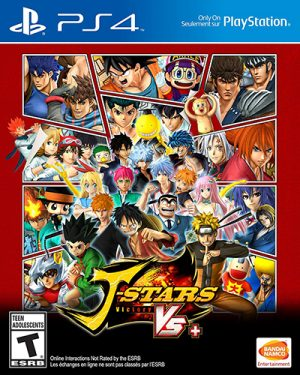 J-Stars-Victory-Vs-game-Wallpaper Top 10 Games by Spike Chunsoft [Best Recommendations]