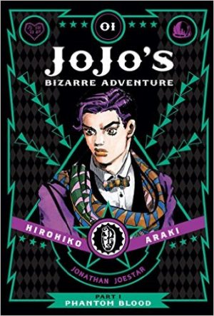 JoJos-Bizarre-Adventure-Part-1-manga-300x443 Top 10 Manga that Push the Envelope [Best Recommendations]