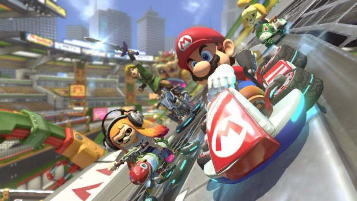 Mario-Kart-8-Deluxe-700x394 Top 10 Console Party Games [Best Recommendations]