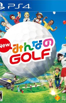 Minna-no-Golf-PS4-1-560x315 Weekly Game Ranking Chart [04/20/2017]
