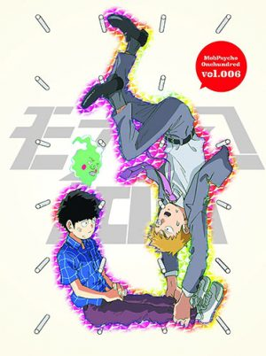 Mob-Psycho-100-dvd-300x402 Mob Psycho 100 2nd Season Reveals New Key Visual & Confirmed to Start January 7th!