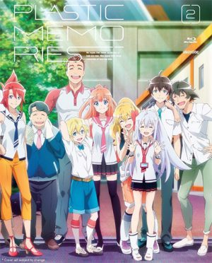Plastic-Memories-dvd-300x372 6 Anime Like Plastic Memories [Updated Recommendations]